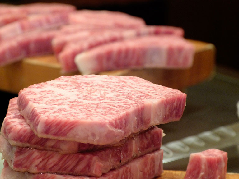 Picture of Kobe Beef
