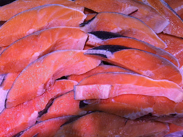 Picture of Salted Salmon